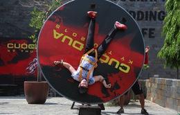 Cuộc đua kỳ thú 2015: Chặng đua thử vắt kiệt sức các tay đua