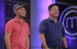 Vua đầu bếp Việt 2015: NSƯT Chí Trung và ĐD Nguyễn Quang Dũng ra đề bài cho top 7