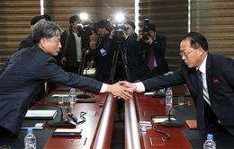 Hội đàm hai miền Triều Tiên không tạo được đột phá