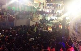 Haiti: 18 người thiệt mạng vì điện giật tại lễ hội Carnival