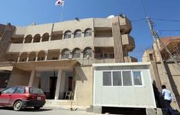 Hàn Quốc họp khẩn sau vụ Đại sứ quán tại Libya bị tấn công