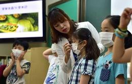 Hàn Quốc: Các trường học gấp rút phòng chống dịch bệnh MERS