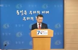 Hàn Quốc sẵn sàng thảo luận đề nghị dỡ bỏ trừng phạt Triều Tiên