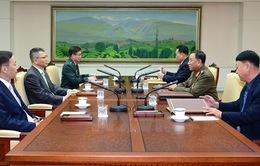 Hai miền Triều Tiên ấn định thời điểm tổ chức đối thoại cấp Thứ trưởng