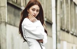 Han Ye Seul khoe sắc tại Paris