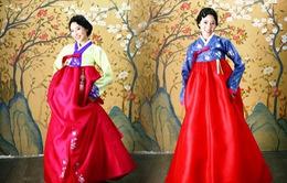 Sự hấp dẫn của bộ Hanbok truyền thống Hàn Quốc