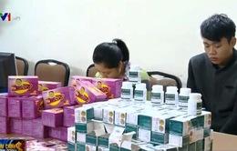 Xử lý hơn 3.600 vụ vi phạm về thực phẩm chức năng, mỹ phẩm, tân dược giả