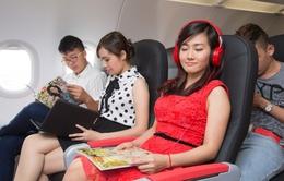 Vietjet Air tung 400.000 vé máy bay giá 0 đồng