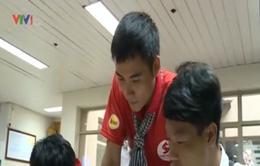 Bệnh nhân suy tủy xươngtrở thành tình nguyện viên Hành trình đỏ