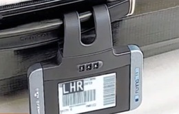 Bảo vệ hành lý ký gửi bằng thẻ từ thông minh