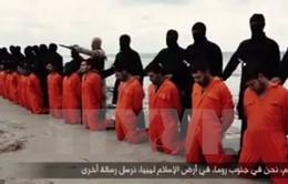 IS hành quyết đẫm máu các tay súng ủng hộ Chính phủIraq