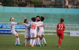 Vòng 7 giải bóng đá nữ VĐQG: Hà Nội I trước cơ hội bứt phá