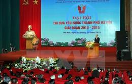 Đại hội thi đua yêu nước TP Hà Nội