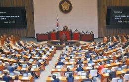 Hàn Quốc thông qua dự luật chống tham nhũng