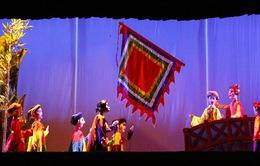 """Vở rối """"Hào quang từ quá khứ"""" tham gia Liên hoan múa rối quốc tế lần 4 tại Việt Nam"""