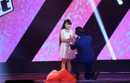 """Giọng hát Việt nhí 2015: Cô bé 14 tuổi gây sốt khi hát """"See you again"""" cực hay"""