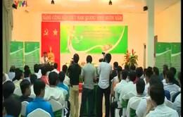 Họp báo Vòng chung kết Festival Bóng đá học đường 2014 - 2015