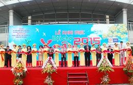 Đà Nẵng khai mạc Hội chợ Xuân 2015