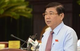 Ông Nguyễn Thành Phong trúng cử Chủ tịch UBND TP.HCM