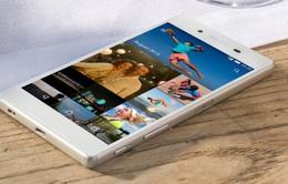 Cách điều chỉnh hiển thị màu trên màn hình Sony Xperia Z5