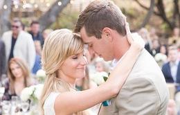 Sao phim Glee hạnh phúc trong đám cưới lãng mạn