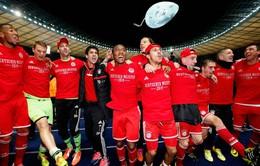 Bayern Munich chính thức đăng quang Bundesliga 2014/15