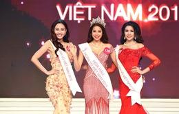 Ngắm dàn người đẹp tài năng nhất Hoa hậu Hoàn vũ Việt Nam 2015