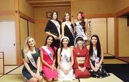 Hoa hậu Quốc tế 2015: Thúy Vân được khen ngợi