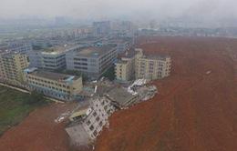 Trung Quốc bắt 12 người liên can đến vụ lở đất ở Thâm Quyến