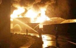 Trung Quốc: 30.000 người sơ tán vì khí độc từ vụ nổ nhà máy hóa chất