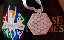 Khám phá hiệu ứng ánh sáng thú vị ở Lễ khai mạc SEA Games 28