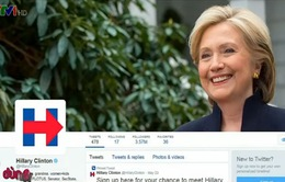 Bà Hillary Clinton mở cửa hàng trực tuyến