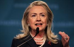 Cuộc chạy đua vào Nhà Trắng của bà Hillary Clinton