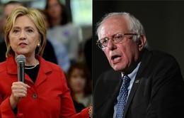 Bà Clinton và ông Sanders - Hai ứng viên hàng đầu của Đảng Dân chủ Mỹ