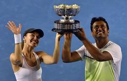 Martina Hingis tái xuất với chức vô địch Úc mở rộng 2015
