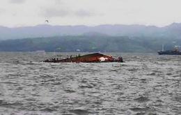 Lật phà ở Philippines: Ít nhất 34 người thiệt mạng