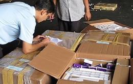 Bắt vụ buôn lậu thuốc tân dược trị giá gần 3 tỉ đồng