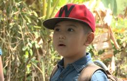 Bố ơi!Mình đi đâu thế? 2: Con trai diễn viên Hùng Thuận bụ bẫm, đáng yêu