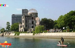 Động lòng trắc ẩn với tour du lịch hòa bình ở Hiroshima