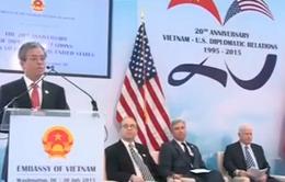"""Thượng nghị sỹ John McCain: Việt-Mỹ đã thành công trong việc """"gác lại quá khứ, hướng tới tương lai"""""""