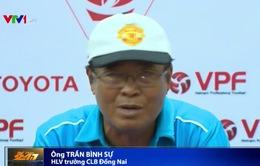 HLV CLB Đồng Nai tuyên bố nghỉ hưu