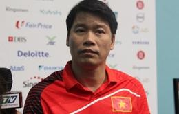 HLV Thái Thanh Tùng chia tay đội tuyển bóng chuyền nữ sau VTV Cup