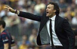 """HLV Barcelona thừa nhận """"ăn may"""" Valencia"""