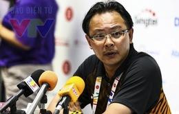 """HLV U23 Malaysia """"đổ tại"""" U23 Việt Nam vì trận thua trước U23 Thái Lan"""