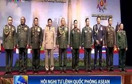 Khai mạc Hội nghị không chính thức Tư lệnh lực lượng quốc phòng ASEAN