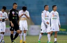 Đồng Tháp 2-0 Hà Nội T&T: Đại diện thủ đô lại gây thất vọng