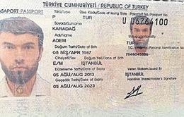 Nghi phạm đánh bom ở Thái Lan mang hộ chiếu giả