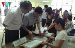 Hà Nội huy động gần 11.000 người phục vụ thi vào lớp 10