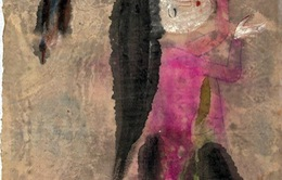 """""""Xúy Vân"""" trong tranh Lý Trực Sơn"""