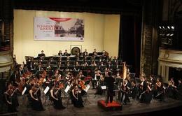 """Hòa nhạc từ thiện """"Bản giao hưởng số 9"""" của Beethoven"""